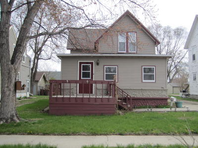 Huron SD Single Family Home For Sale: $89,900
