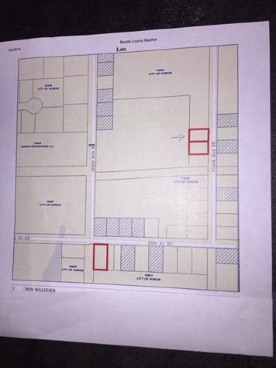 Huron Residential Lots & Land For Sale: Frank Ave SE