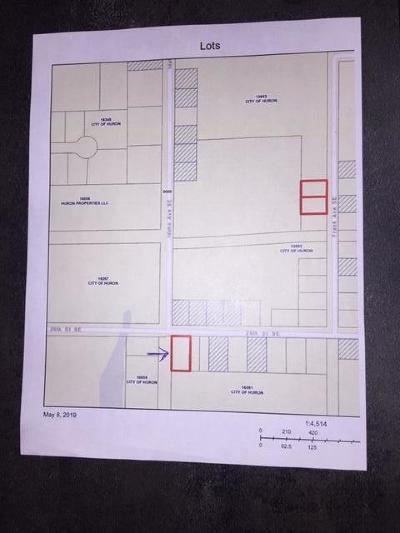 Huron Residential Lots & Land For Sale: 26th St SE