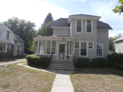 Huron Single Family Home For Sale: 655 California Ave SW