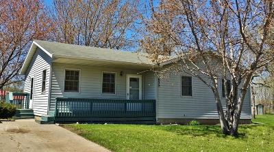 Huron Single Family Home For Sale: 833 Nicollet Ave SW