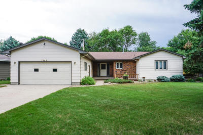 Huron Single Family Home For Sale: 1948 McDonald Dr