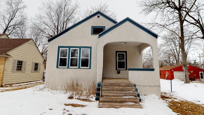 Huron Single Family Home For Sale: 1335 Illinois Ave SW