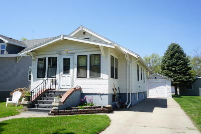 Huron SD Single Family Home For Sale: $86,900