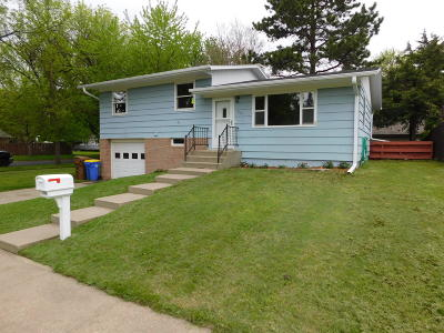 Huron SD Single Family Home For Sale: $119,900