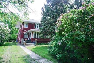 Huron Single Family Home For Sale: 772 Dakota Ave S