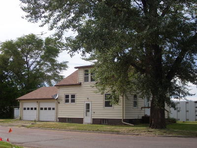 Huron SD Single Family Home For Sale: $49,000