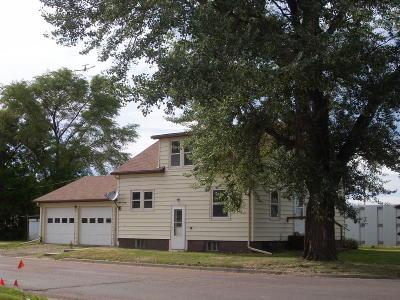 Huron Single Family Home For Sale: 907 Kansas Ave NE