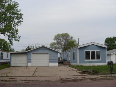 Huron SD Single Family Home For Sale: $45,000