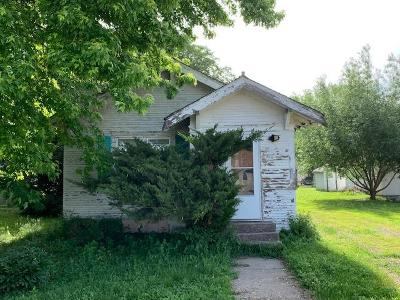 Huron Single Family Home For Sale: 1372 Kansas Ave NE