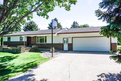 Huron Single Family Home For Sale: 4378 Illinois Ave SW
