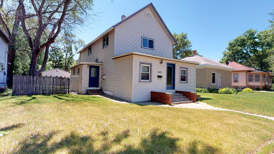 Single Family Home For Sale: 540 3rd St SE