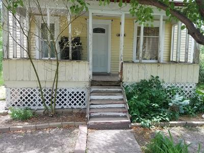 Woonsocket Single Family Home For Sale: 405 2nd Ave N
