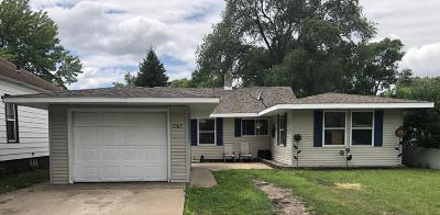 Huron Single Family Home For Sale: 1065 Utah Ave SE