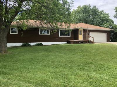 Huron Single Family Home For Sale: 4291 Dakota Ave S