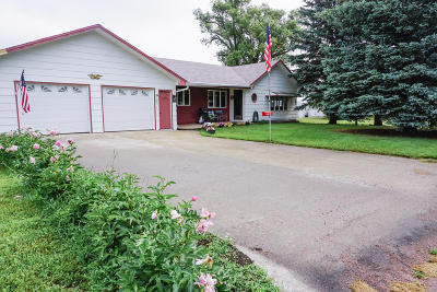 Wessington Springs Single Family Home For Sale: 214 5th St NE