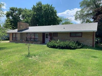 Huron Single Family Home For Sale: 1845 Mc Clellan Dr SW