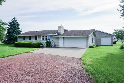 Huron Single Family Home For Sale: 1165 29th SW