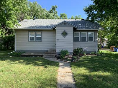 Huron SD Single Family Home For Sale: $85,000