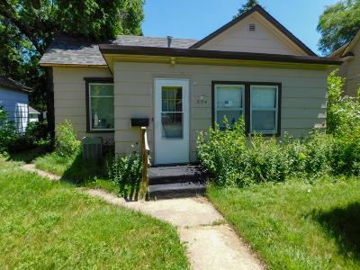 Huron Single Family Home For Sale: 354 Utah Ave SE