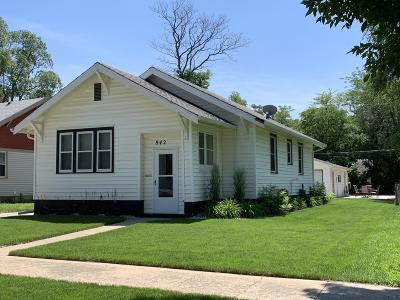 Huron Single Family Home For Sale: 842 12th Street SW