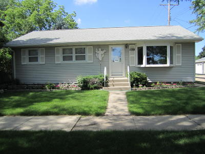 Huron SD Single Family Home For Sale: $164,900