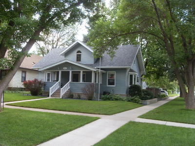Huron SD Single Family Home For Sale: $187,500
