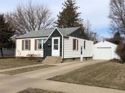 Huron SD Single Family Home For Sale: $83,000