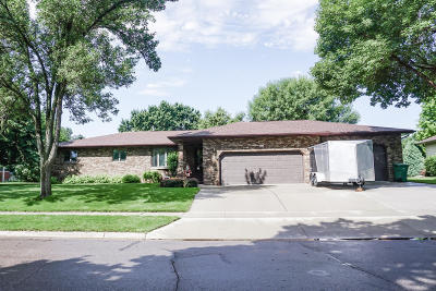 Huron Single Family Home For Sale: 1555 Riverview Dr