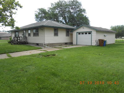 Huron SD Single Family Home For Sale: $96,400