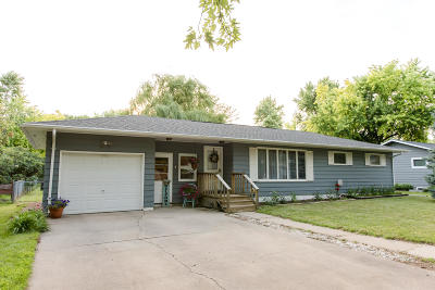 Huron SD Single Family Home For Sale: $164,500