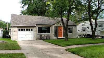Huron SD Single Family Home For Sale: $93,500