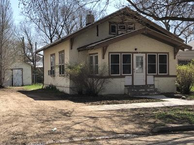 Huron SD Single Family Home For Sale: $37,900