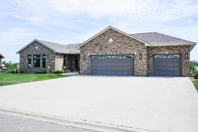 Huron Single Family Home For Sale: 720 Beach Ave NE