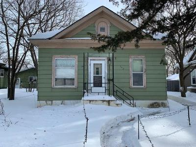 Huron Single Family Home For Sale: 732 Colorado Ave SW