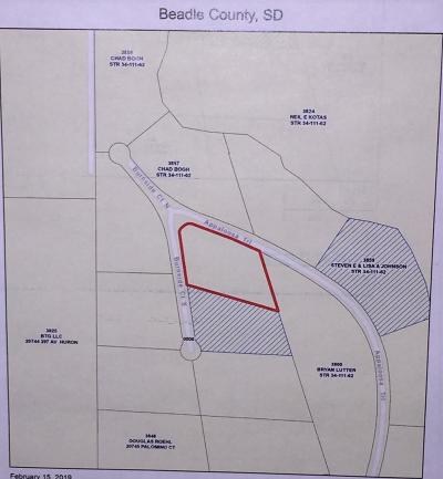 Huron Residential Lots & Land For Sale: Appaloosa Trail