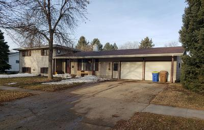 Huron SD Single Family Home For Sale: $189,900