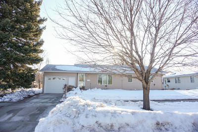Huron SD Single Family Home For Sale: $124,900