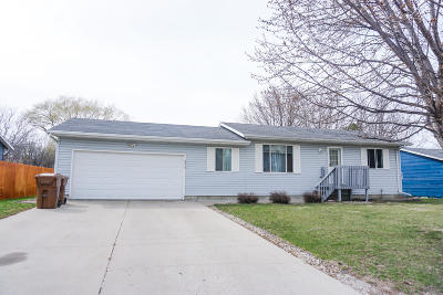 Huron Single Family Home For Sale: 2315 Illinois Ave SW