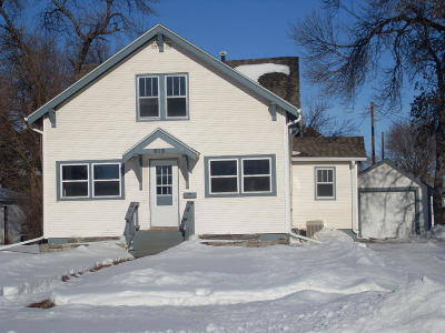 Huron Single Family Home For Sale: 619 10th St SW