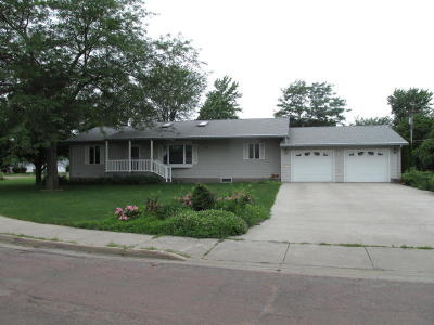 Huron Single Family Home For Sale: 195 Prospect Park Dr
