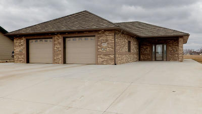 Huron SD Single Family Home For Sale: $389,000