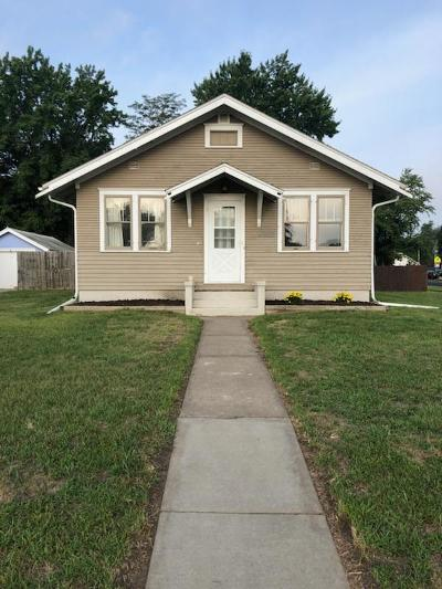 Huron SD Single Family Home For Sale: $60,000