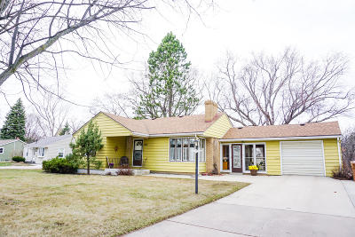Huron Single Family Home For Sale: 1287 Campbell Dr
