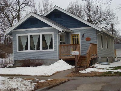 Huron Single Family Home For Sale: 1145 Illinois Ave SW
