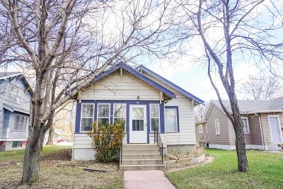 Huron Single Family Home For Sale: 972 Dakota Ave S