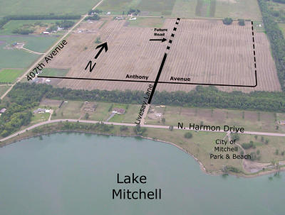 Mitchell Residential Lots & Land For Sale: Anthony Ave