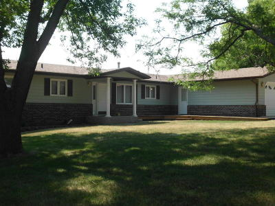 Mitchell Single Family Home For Sale: 1501 Ridge Lane