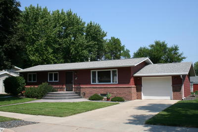 Mitchell SD Single Family Home For Sale: $150,000