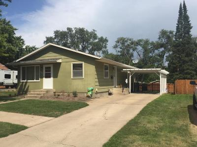 Single Family Home For Sale: 1008 W 5th